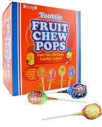Where To Buy Tootsie Pops Tootsie U003e Candy U003e Fruit Chew Pops
