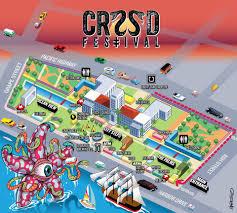 Festival Map Crssd Festival Fall 2017 Set Times Festival Map U0026 More Edm