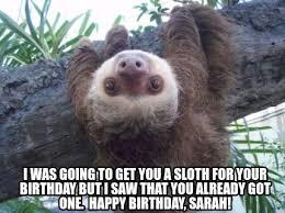 Sloth Meme Generator - meme creator sloth meme generator at memecreator org