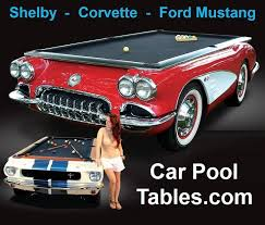 Mustang Pool Table 73 Best Car Pool Tables Images On Pinterest Pool Tables Car