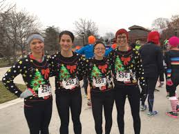 2016 greater lagrange ymca reindeer run and kids dash brookfield