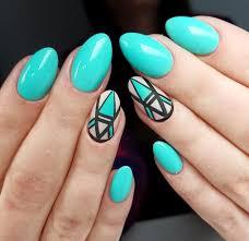 best 25 geometric nail art ideas on pinterest nail tutorials