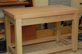 Free Wood Workbench Designs by Build Wooden Workbenches Diy Coffin Plans Diy Free Abounding82xjf