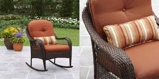 all weather wicker rocking chairs inspirations home u0026 interior