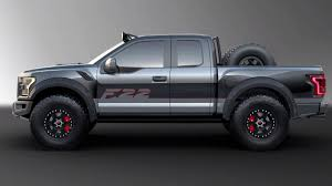 Ford Raptor Truck Engine - one off ford