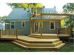 Patios Ideas Pictures Best 25 Backyard Decks Ideas On Pinterest Decks And Porches