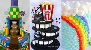 Decorating by Most Satisfying Cake Decorating Challenge 2017 Amazing Cakes