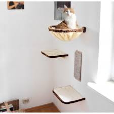 cat wall furniture cat tree on the wall dandy s pet