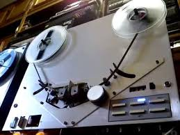 soyuz 110 c1 reel magnetofon modificat pe role de 26 5 part
