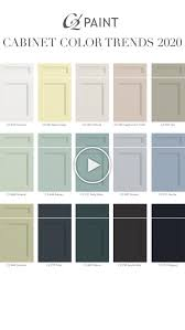 new kitchen cabinet colors for 2020 looking for a room refresh check out our cabinet color