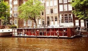 housse de canap駸 阿姆斯特丹轉角遇到 流浪貓咪水上庇護所de poezenboot 六月23