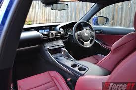 lexus car 2016 interior 2016 lexus is 200t f sport interior forcegt com