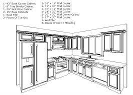 X  Kitchen Layout HGTV Remodels Remodel Pinterest - Designing kitchen cabinet layout