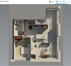 top view floor plan 3d top view perspective floor plan autodesk community rendering