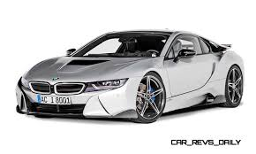 Bmw I8 Blacked Out - ac schnitzer bmw i8