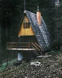 A Frame Houses