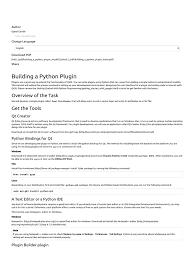 tutorial qgis bahasa indonesia building a python plugin qgis tutorials and tips button