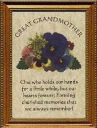 grandparent plaques great grandmother plaque personalized poem gift plaques bookmarks