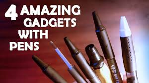 4 amazing gadgets to make with pens cool spy pen gadgets