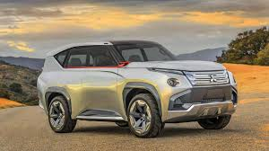 next gen mitsubishi pajero reportedly coming in 2017 with plug in