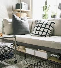 ikea space saving beds a small and smart studio