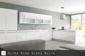 white gloss kitchen doors cheap ultra high gloss white kitchen doors