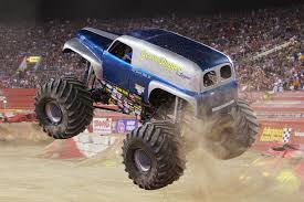 monster truck show baton rouge new orleans monster jam brings roaring 5 ton competitors to