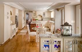 a high end kitchen with a unique design challenge
