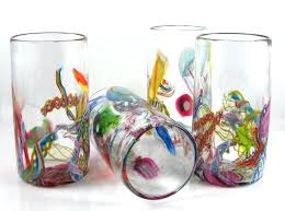 blown glassware mt st volcanic ash blown glass