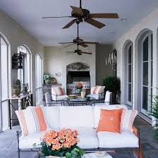 Hunter Original Ceiling Fans by Stay Cool On This Beautiful Porch And Enjoy The Summer Heat Under