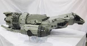 lego rolls royce armored car lego serenity 135 pounds of firefly class brick ship tested