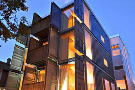 d c gets first apartments made of shipping containers curbed dc