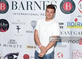 Barnes Los Angeles Youtube Celebrity Antonin Attends The Barnes Los Angeles After