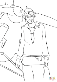 shining design amelia earhart coloring page 3 amelia earhart for