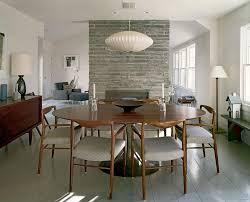 mid century modern dining room provisionsdining com