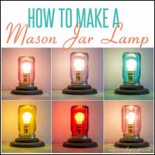 How To Make Mason Jar Chandelier 50 Cute Diy Mason Jar Crafts Page 4 Of 10 Diy Projects For Teens