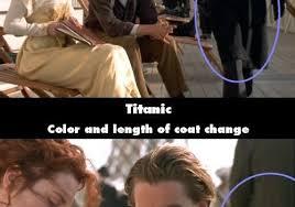 film titanic uscita titanic 3d ecco 10 errori del film di james cameron spettacoli