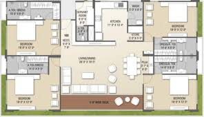 Sq Ft 4000 Sq Ft 4 Bhk 5t Apartment For Sale In Hindva Builders Palazzo