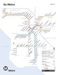 Gold Line Metro Map by Los Angeles By Bus Recipe For Adventures