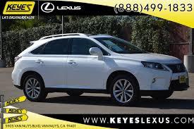 lexus rx 350 intuitive parking assist used 2015 lexus rx 350 for sale van nuys ca