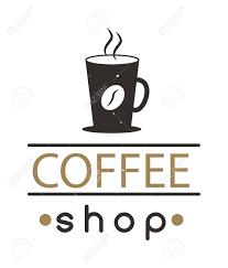 espresso coffee clipart coffee logo shop sign cafe symbol espresso design morning drink