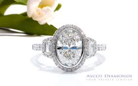 oval cut diamonds classic elegance meets non traditional