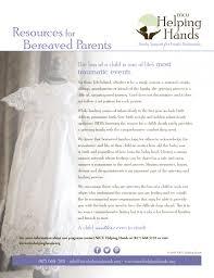 Comfort Resources Resources For Bereaved Parents U2022 Nicu Helping Hands