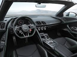 audi r8 the audi r8 v10 plus spyder has arrived business insider