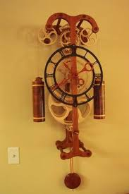 scroll saw goodies wooden gear clock plans hourglasses orrery