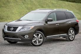 nissan black 2016 nissan pathfinder pricing for sale edmunds
