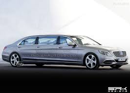 mercedes maybach s class pullman coming this year