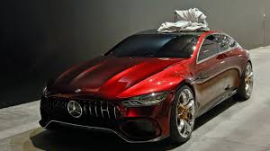 mercedes amg gt concept video motor1 com photos