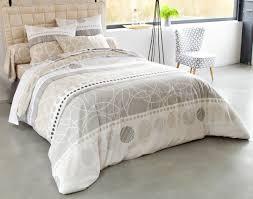 linge de lit style chalet montagne linge de lit fantaisie housse de couette parure de lit becquet