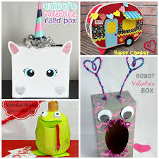 Decorate Valentine Box For Boy 01 February 2016 Life Expressed